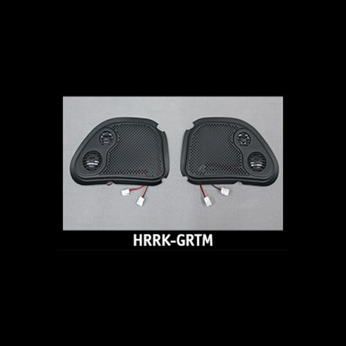 J M ROKKER XX SPEAKER GRILLS PART# HRRK-GRTM NEW