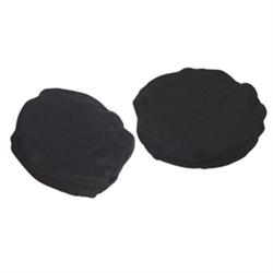 HEIL Cotton Protective Ear Covers for Pro Set & Pro Set Plus Headsets (Pair).
