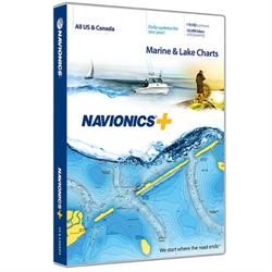 Navionics Download CF Card for US/Canada  -  Download 2D chart content for ...
