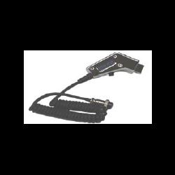 Workman SS1B4 Metal Gun Microphone Black