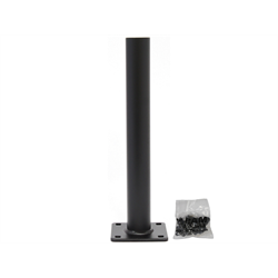 """RAM Tele-Pole 12"""" tall , will connect to many of the RAM-VB No-Drill™ and Drill plate bases"""