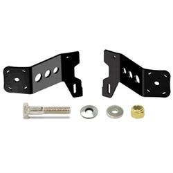 Dual M-2-6 Adapter Plate Kit Black