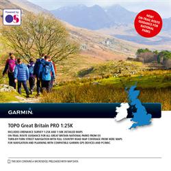Topo Topographical Great Britain Pro Maps