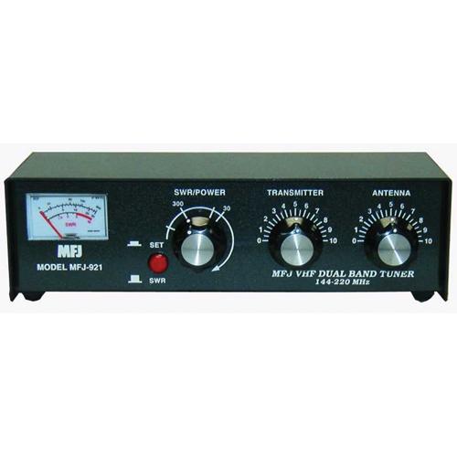 144/220 MHz 200 Watt Antenna Tuner w/ Wattmeter
