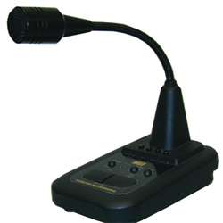 Desktop Microphone with Flexible boom