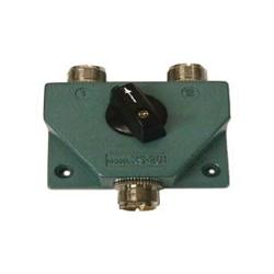 1000 Watt 2 Outputs Coaxial Antenna Switch Box
