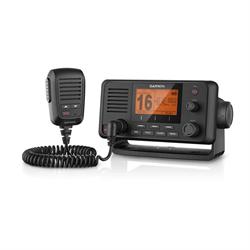 VHF 215 AIS, 010-02098-00, VHF MARINE TRANSCEIVER, W/AIS RX BLACK
