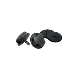 Gimbal knobs (set of two)