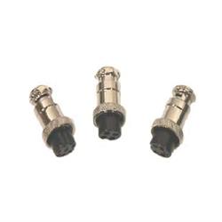 Female Microphone Plug  8 Pin