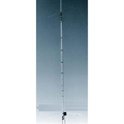 25.5 foot 6/10/12/15/17/20/30/40 Meter HF Vertical Patriot Antenna w/ 1500W PEP