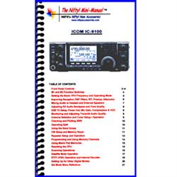Mini Manual for ICOM IC-9100