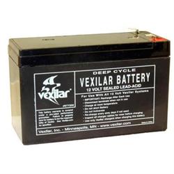 Ice Fishing Battery 9 Amp 12 Volt V-100