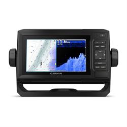"6.2"" Sonar & GPS Combo ClearVü Canada LakeVü HD"