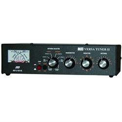 HF Antenna Tuner w/ Meter & Antenna Switch
