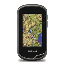 "Handheld GPS, 3"" diag 240 x 400 pixels TFT touchscreen display, basemap, 8 megap..."