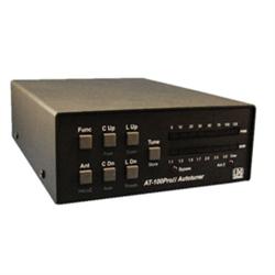 Desktop tuner, covers 1.8 - 54 MHz, handles 1 to 125 watts, 2000 memories