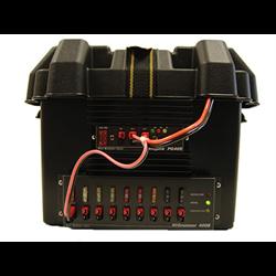 DC-to-GO Battery Box w/RIGrunner & Super PWRgate  58513-1381