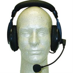 Headset 8 pin modular for Icom