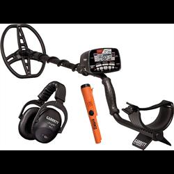 Garrett AT MAX is our most versatile and advanced all-terrain VLF metal detector