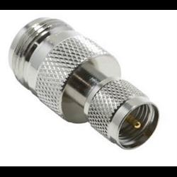 Workman 40-7610 Mini UHF Male to UHF Female CB Radio Coax Adapter