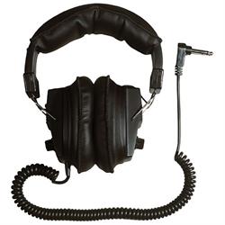 Master Sound Headphone, 8 ohms per channel, 30-18,000 Hz, Mono/Stereo, 1/4-inch ...