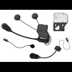 20S Universal Helmet Clamp Kit With Slim Speakers