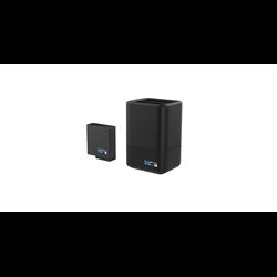 Dual Battery Charger + Battery (HERO5 Black)    AADBD-001