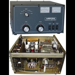 HF AMP, 800W, (4) 572B TUBES, EXPORT, 220VAC Amplifier