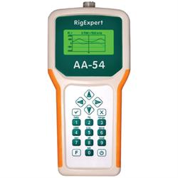RigExpert AA-54 - HF Antenna Analyzer (0.1 to 54 MHz)