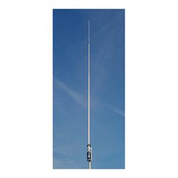 80 to 6 metre base antenna, no radials