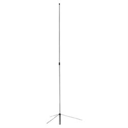 144-220-440 MHz base antenna, 6-7.8-8 db