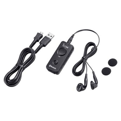 Bluetooth pendant earpiece/microphone for ID-5100A