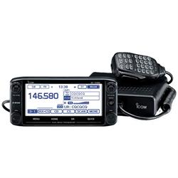 Mobile 2M, 70CM Touch screen LCD,  DV Dual Watch, D-Plus reflector usability, En...