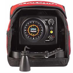MarCum VX-1i 3-Color Sonar Flasher System - 3-color blended LED to distinguish fish..