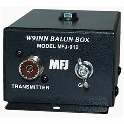 1.8 - 30 MHz W9INN Balun Box