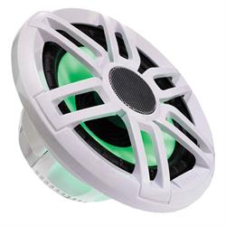 """Xs Series 6.5"""" 200 Watt Sports Marine Speakers (Grey & White)"""