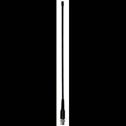ANTENNA, VHF/UHF SCANNER ANTENNA, SMA, 15 INCHES