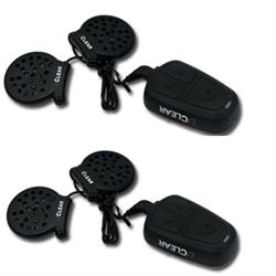 Single Set. Bluetooth Rider to Passenger communication. (boomless). Listen to mu...