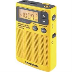 AM / FM Digital Weather Alert Pocket Radio