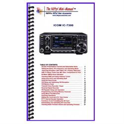 Compact IC-7300 Mini-Manual