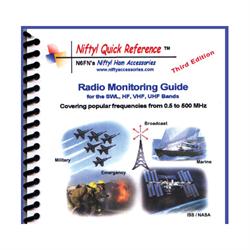 Mini Manual for Radio Monitoring Guide
