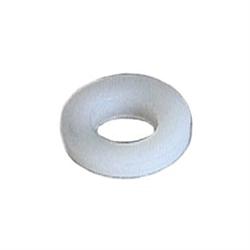 """3/8"""" Center Nylon Washer For 1/2"""" Holes"""