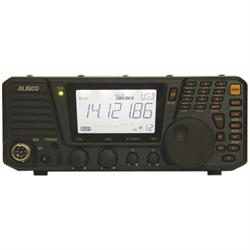 1.8~29MHz SSB/CW/AM/FM All-mode Desktop Transceiver, Detachable front control pa...