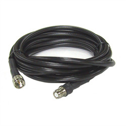 10 foot extension for C-101 in RG-8x cable