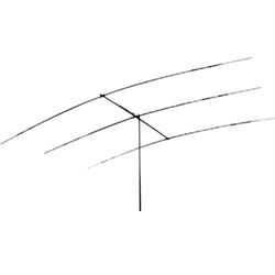 Tri-Band - 10/15/20 Metres - 3 Elements, 12 foot boom