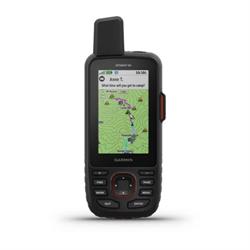 GPS Handheld and Satellite Communicator